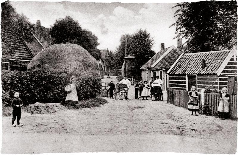 Drukkerij Bout Huizen : Oud huizen deel omgeving oude haven