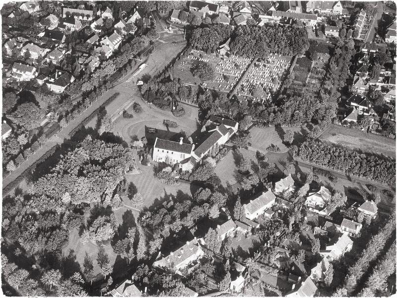 Drukkerij Bout Huizen : Oud huizen deel omgeving naarderstraat
